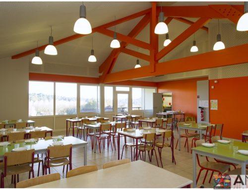 Cantine scolaire Saint Cricq Villeneuve (40)