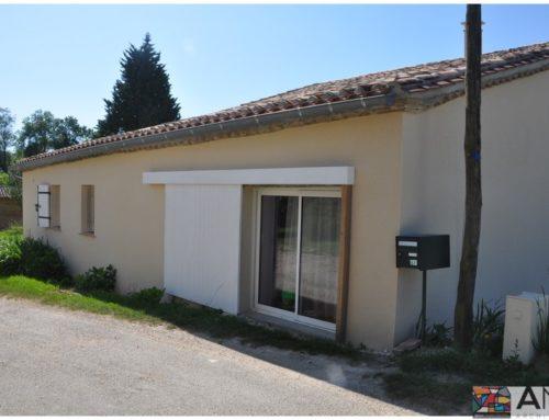 Maison ancienne Lévignac de Guyenne (47)